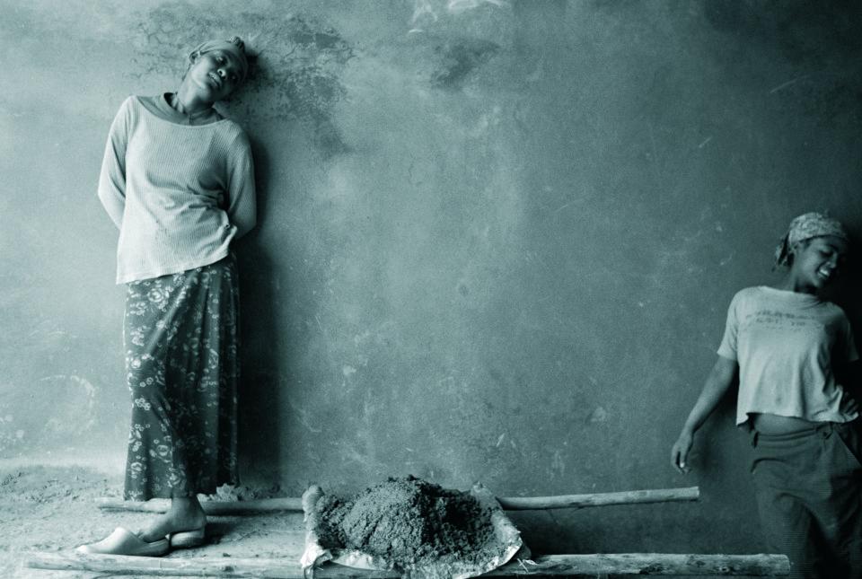 Ballett Der Bauarbeiterinnen Christina Felschen