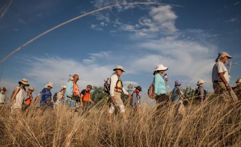 Migrant Trail, Mexiko-USA